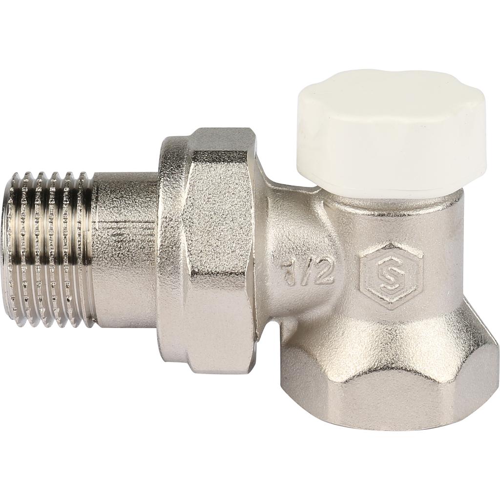 Клапан ручной терморегулирующий