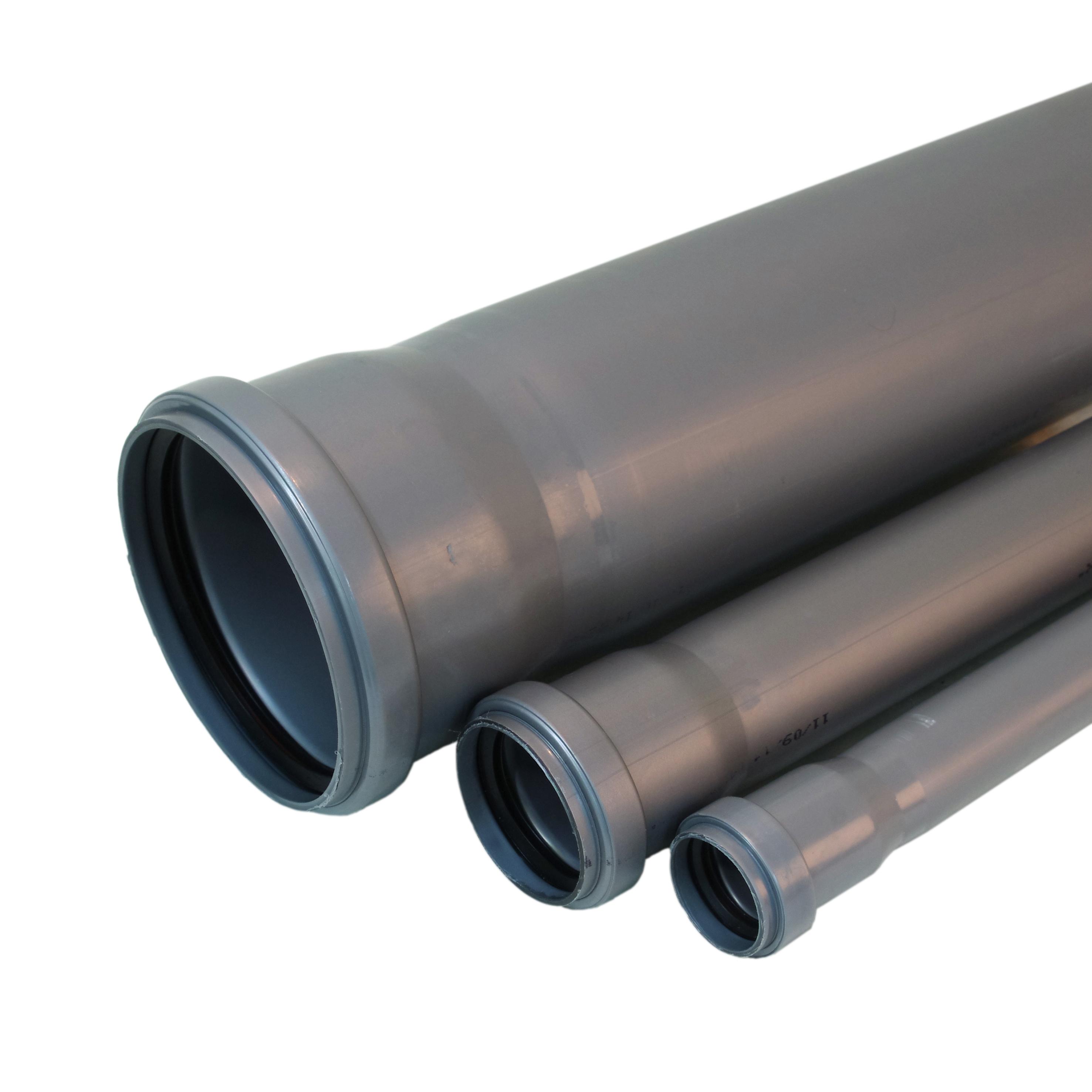 Труба канализационная из полипропилена