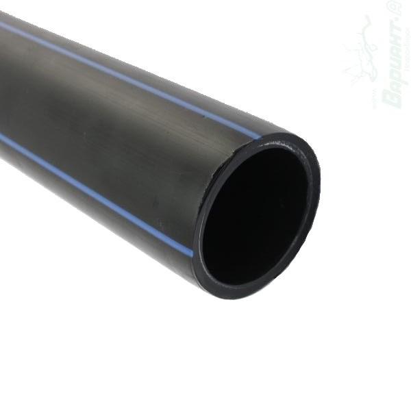 Труба ПЭ-100 (питьевая) DN 63 SDR 11 (PN 16) фото