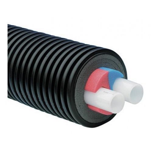 Труба для отопления Thermo Twin 10 бар, Uponor (Ecoflex) фото