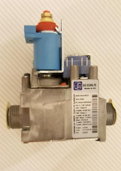 Газовый клапан фото