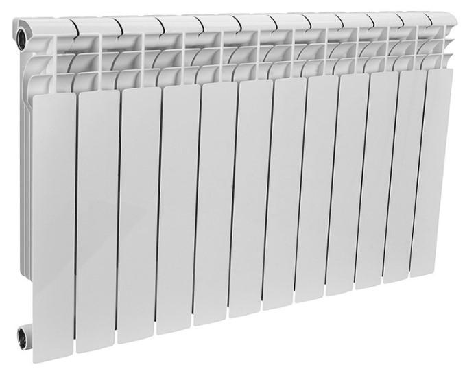Радиатор Rommer Profi BM 500 6 секций фото