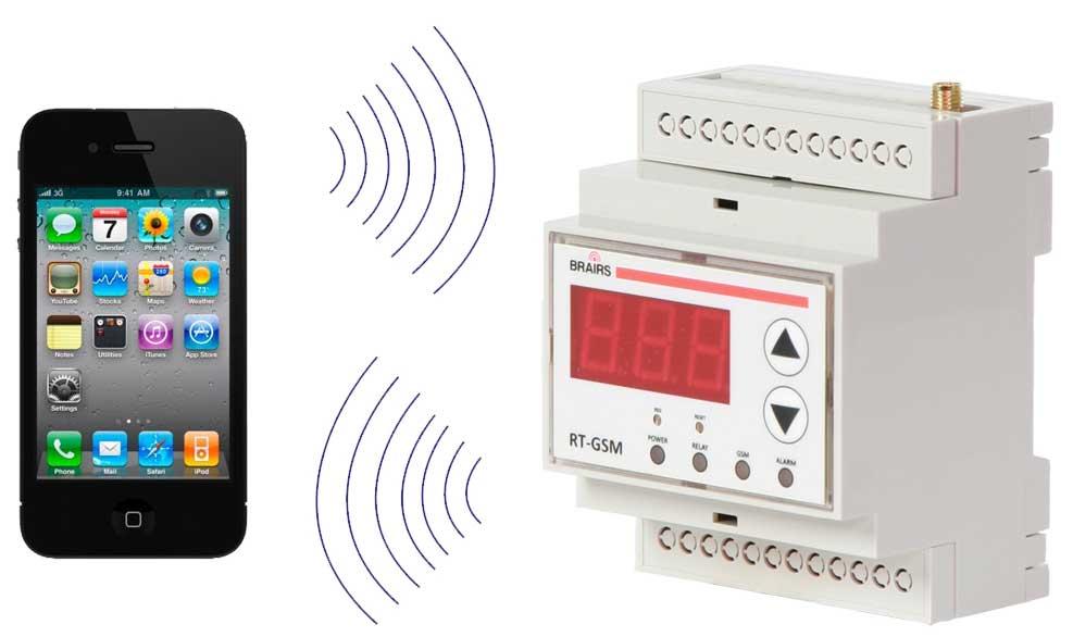 GSM -Термостаты