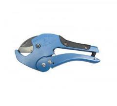Ножницы для труб VIEIR усиленные (синий) фото