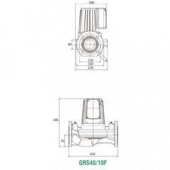GRS 40/10F Циркуляционный насос фото