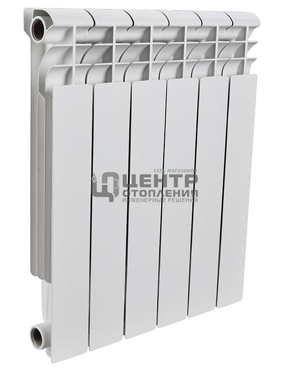 Радиаторы VALFEX OPTIMA Alu 500 6 секции фото