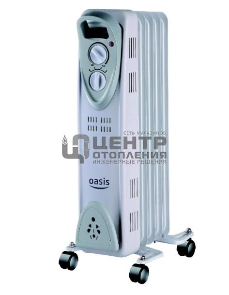 маслянный радиатор Оазис US-10 фото