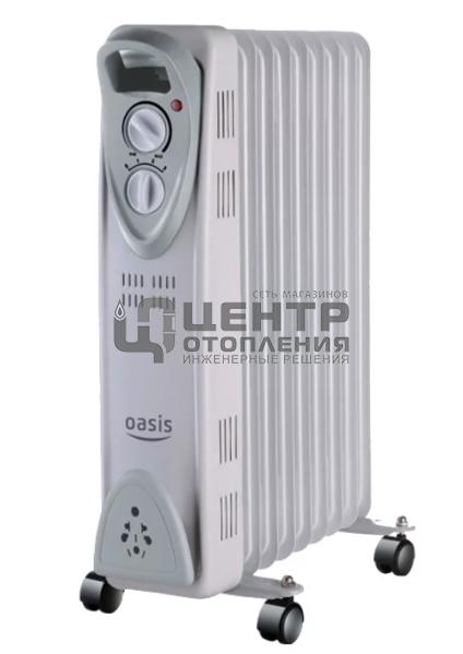 маслянный радиатор Оазис US-20 фото