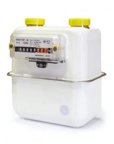 Вектор-М G4 правый счетчик газа фото