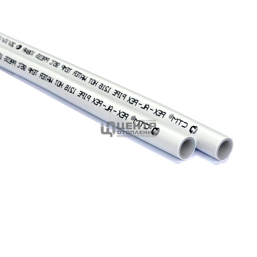 Труба металлопластиковая 16х2 мм СТМ фото
