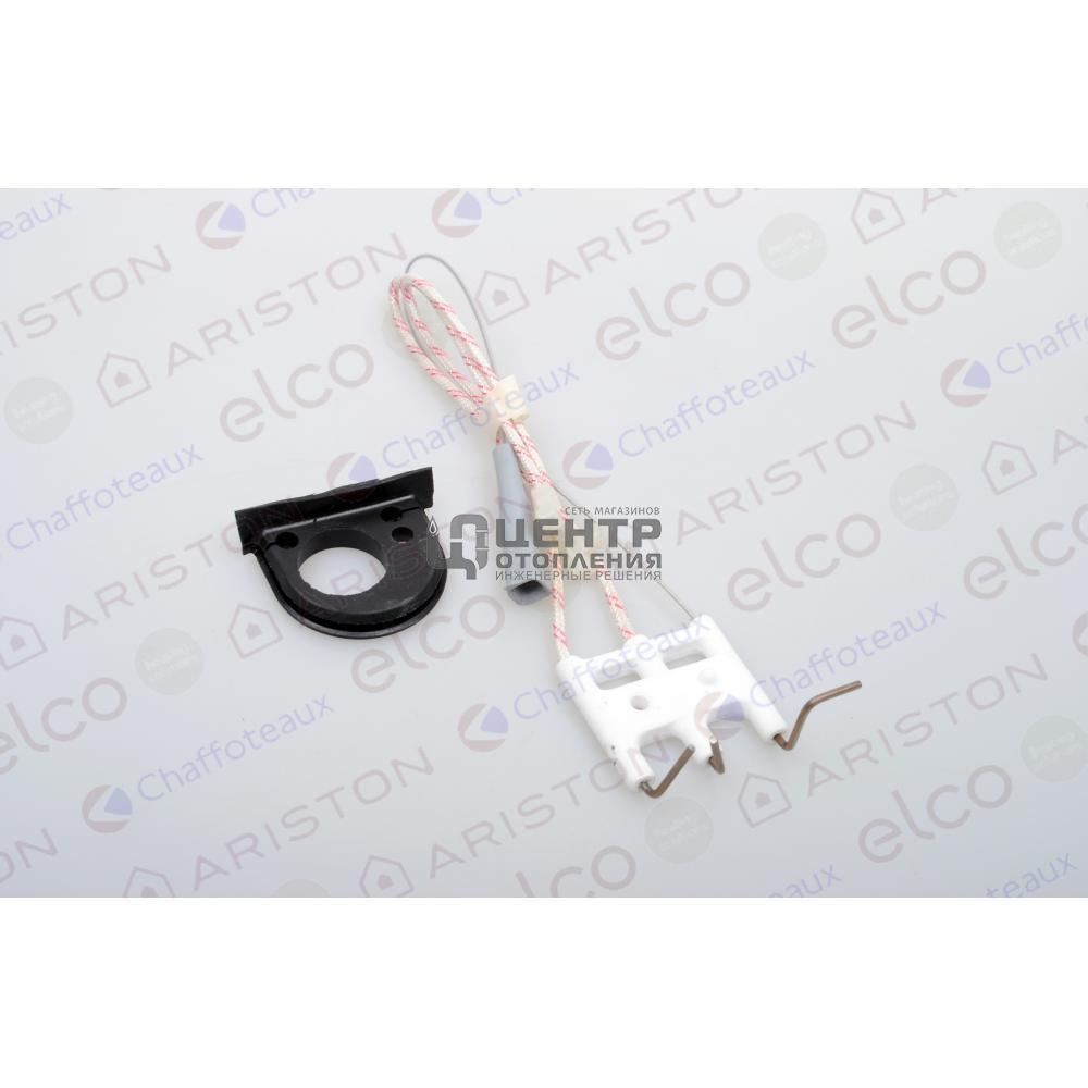 Электрод розжига/датчик пламени для котла Ariston (Аристон) фото